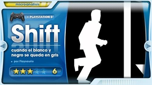 Análisis de Shift para PlayStation 3