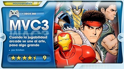 Análisis de Marvel vs Capcom 3: Fate of Two Worlds para Xbox 360